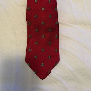Brooks Brothers Christmas tie